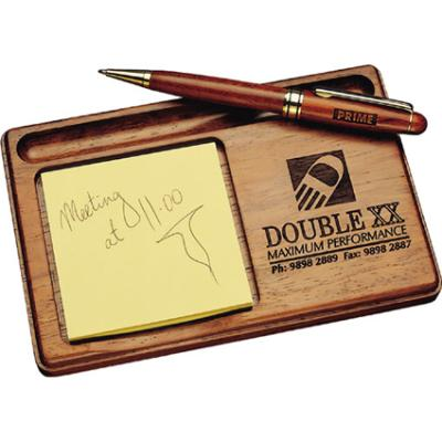 Picture of Rosewood Note Holder