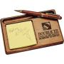 Rosewood Note Holder