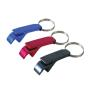 Xenon Metal Bottle Opener Blue, Red or G