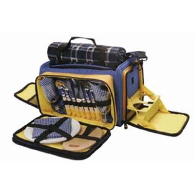 Picture of Recreation Two Person Picnic Set W/Blank