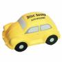 Stress Car (Beetle Style) - Yellow or Pi