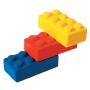 Stress Building Blocks Red or Yellow