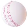 Stress Cricket Ball - Red or White