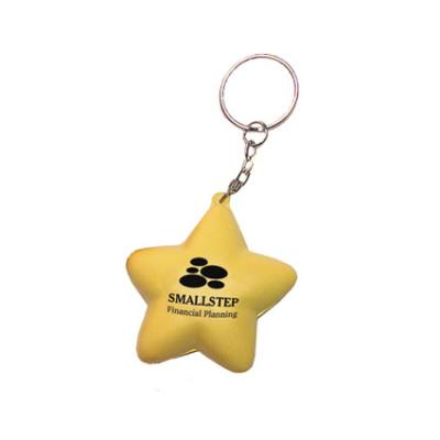 Picture of Stress Star Keyring