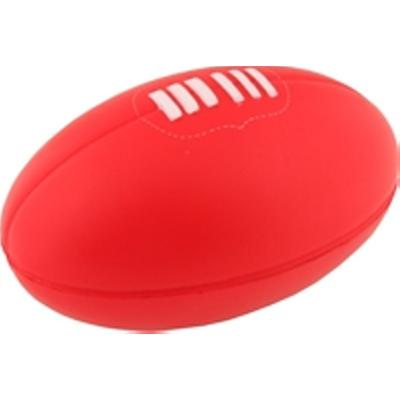 Picture of LARGE Stress Football - Blue, Red or Yel