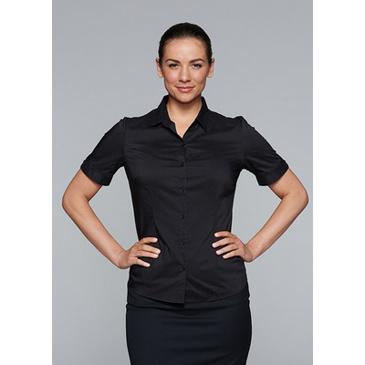 Picture of Mosman Ladies S/S Shirt