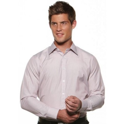 Picture of Deluxe - Semi Fit Long Sleeve Business Shirt