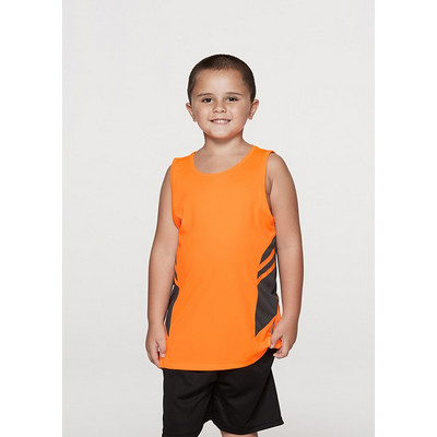 Picture of Kids Tasman Singlet
