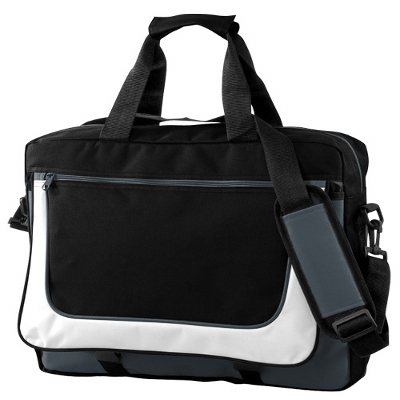 Picture of Conference Folio Black/White