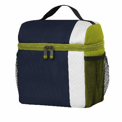 Picture of Spectrum Lunch Cooler Navy/White/Lime