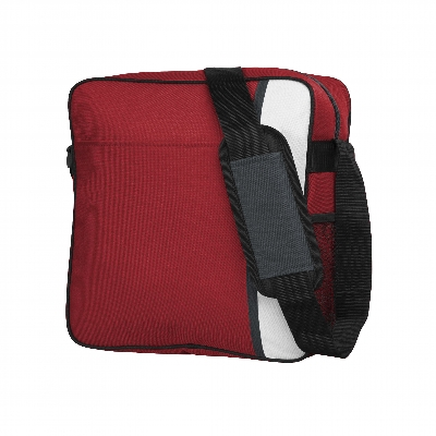 Picture of Spectrum Cooler Satchel Red/White