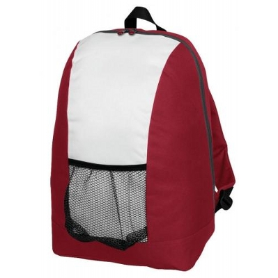 Picture of Spectrum Basic Backpack Red/White