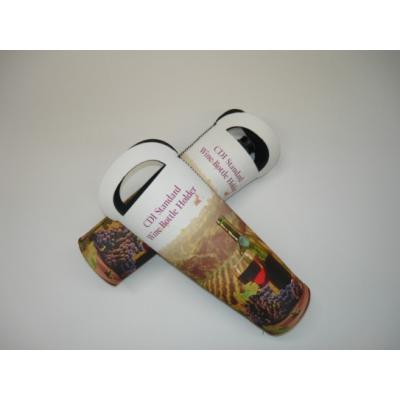 Picture of Sublimated Wine Bottle Holder