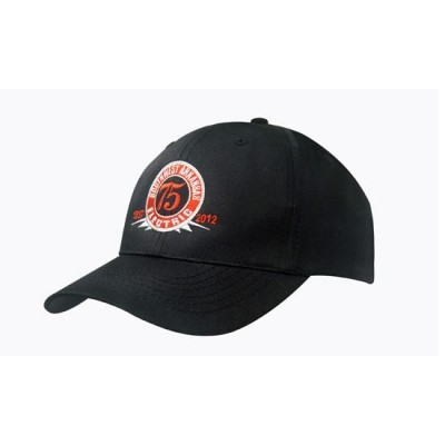 Picture of 6PNL Breathable p/twill cap