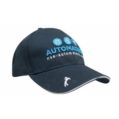 Picture of 6Pnl Chino Twill Golf Cap