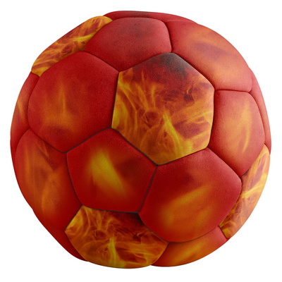 Picture of 32 Panel Large Sized Soccer Ball