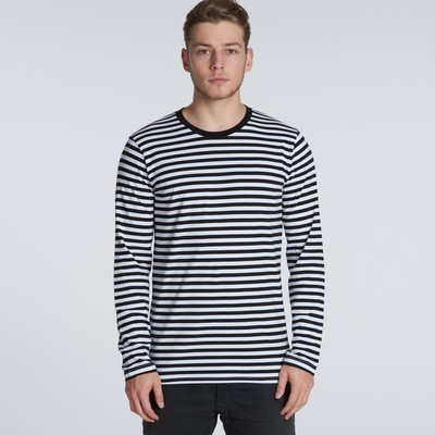 Picture of Match Stripe L/S Tee (new)