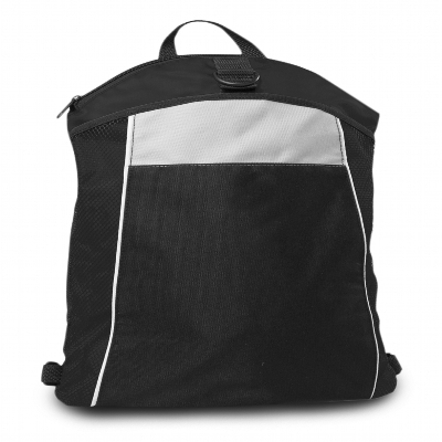 Picture of GFC Backpack Black/Grey