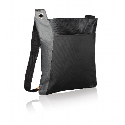 Picture of Conference Zippered Tote Black