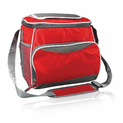 Picture of Below Zero Sports Cooler Red
