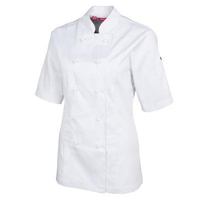 Picture of JBs Ladies S/S Vented Chefs