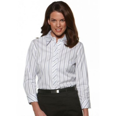 Picture of Riviera - Semi Fit 7/8 Sleeve Business Shirt