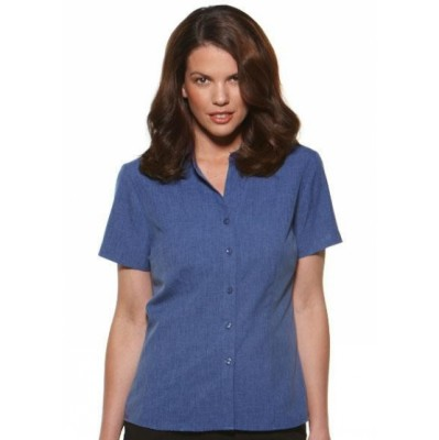 Picture of Semi Fit Short Sleeve Business Shirt