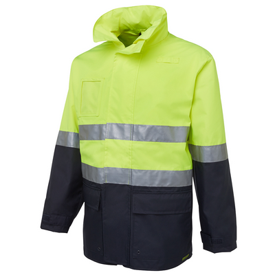 Picture of JBs Hi Vis (D+N) Long Line Jacket