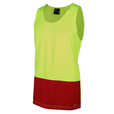 Picture of JBs Hi Vis Traditional Singlet