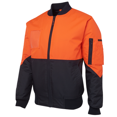Picture of JBs Hi Vis Flying Jacket