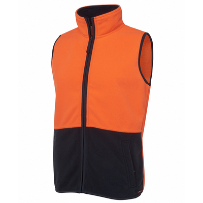 Picture of JBs Hi Vis Polar Vest