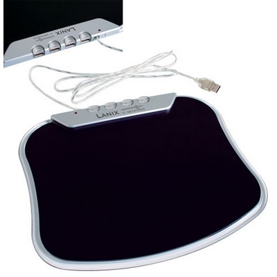 Picture of Mouse Mat with USB Hub