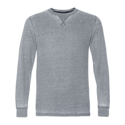 Picture of J.America Vintage Zen Thermal Ls T-Shirt