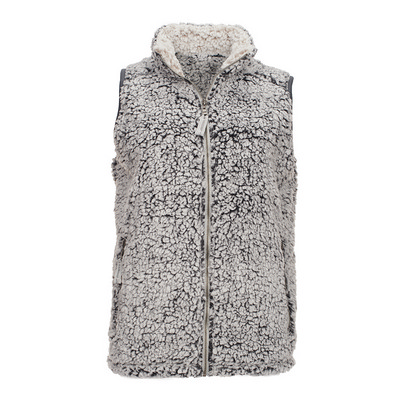 Picture of J.America Ladies Epic Sherpa Vest