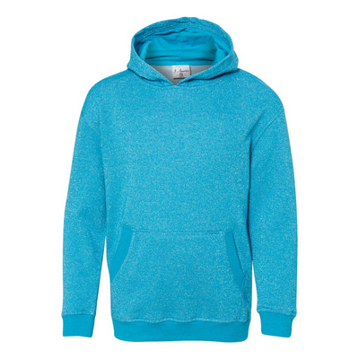 Picture of J.America Youth Glitter Terry Hood