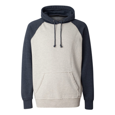 Picture of J.America Vintage Heather Pullover Hood