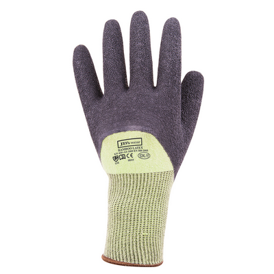 Picture of JBs Bamboo Latex Crinkle 3/4 Dipped Glove