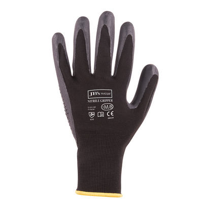 Picture of JBs Nitrile Gripper Glove
