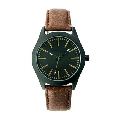 Picture of Surveyor Black Leather