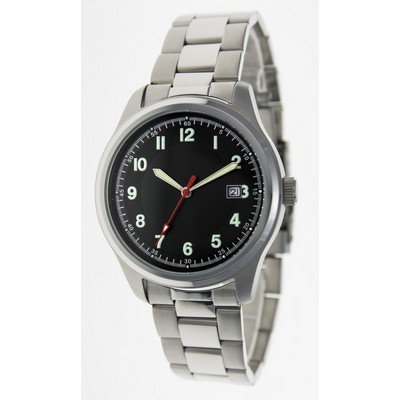 Picture of Auto-style miners dress watch