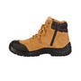 JBs Steeler Zip Safety Boot