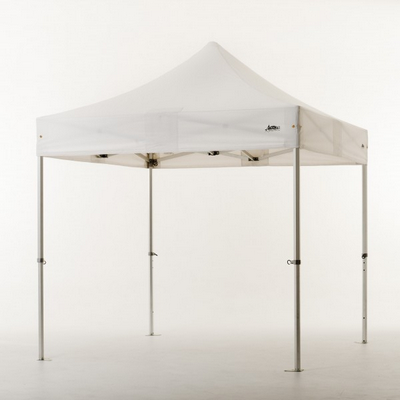 Picture of OTHER MARQUEE SIZES - 2.4m x 2.4m - Prolite Aluminium 40mm Frame