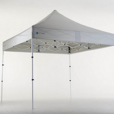 Picture of 3x3 MARQUEE - WITH FRAME AND CANOPY - Premium Steel 29mm Frame Compact Version