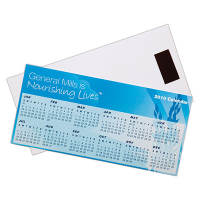 Picture of Magnetic Tab Calendar