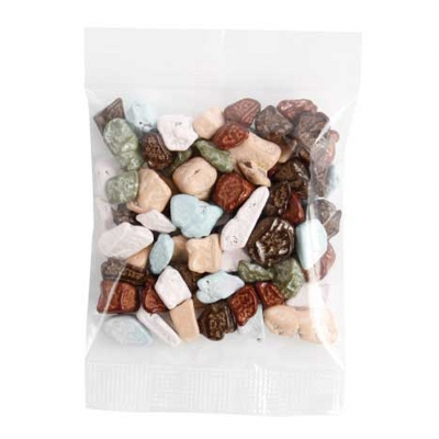 Picture of Medium Confectionery Bag - Chocolate Rocks