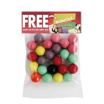 Picture of Mixed Chocolate Ball Header Bag