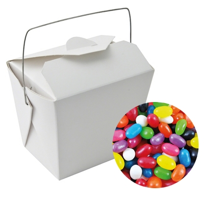Picture of Paper Noodle Box with Mixed Jelly Beans