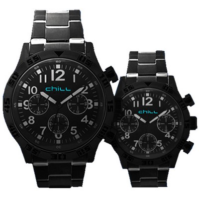 Picture of Black Bolt Chrono Mens