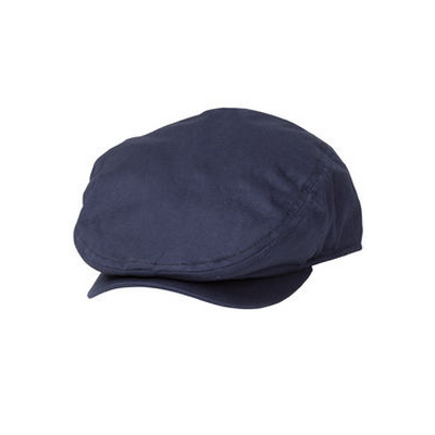 Picture of Grey Cotton Twill Drivers Cap