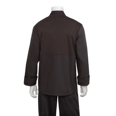 Picture of Calgary Black Cool Vent Chef Jacket
